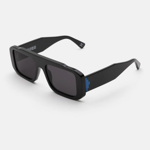 Super Cruz Black County of Milan By Marcelo Burlon | Unisex sunglasses