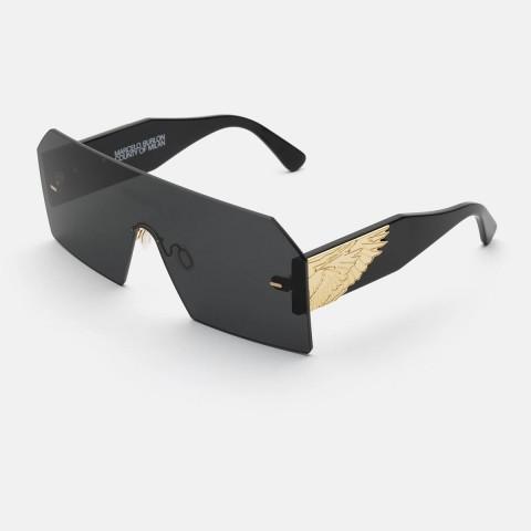 Super Visiones Goldwing County of Milan By Marcelo Burlon | Unisex sunglasses