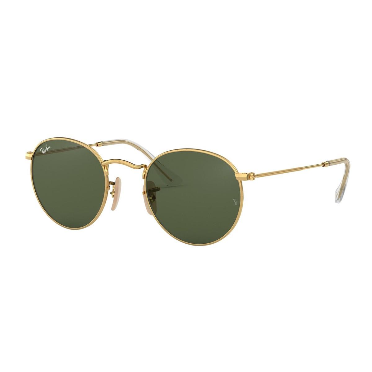 Ray-Ban ROUND METAL RB 3447 | Unisex sunglasses