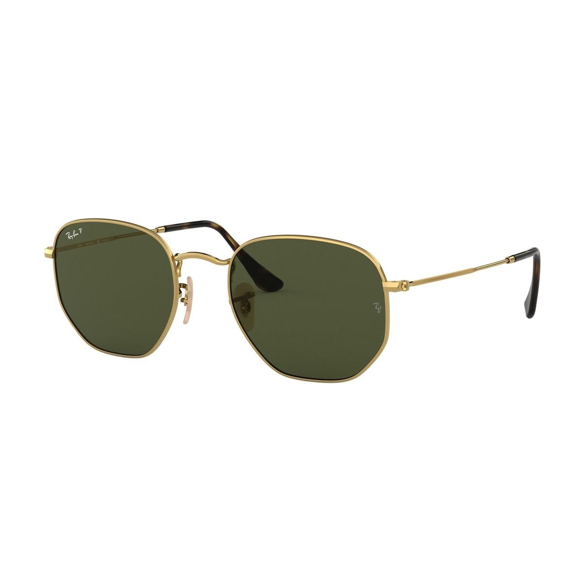Ray-Ban Hexagonal Metal RB 3548N   Unisex sunglasses