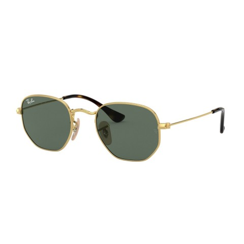 Ray-Ban Junior Hexagonal Metal Junior RJ 9541SN | Occhiali da sole Bambino
