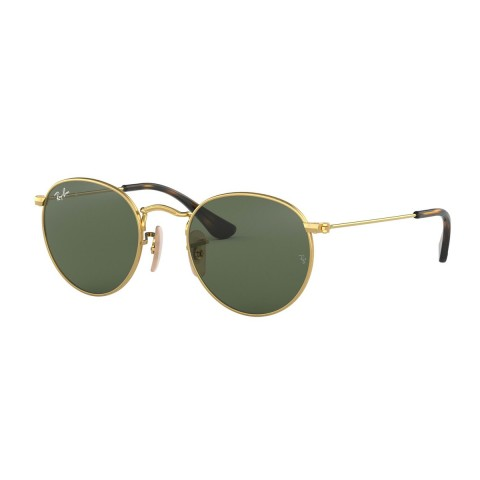 Ray-Ban Round Metal RB Junior 9547S | Occhiali da sole Bambino