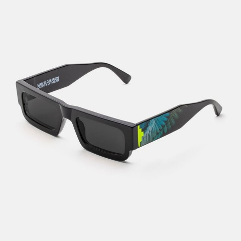Super Lowrider Wings County of Milan By Marcelo Burlon | Unisex sunglasses
