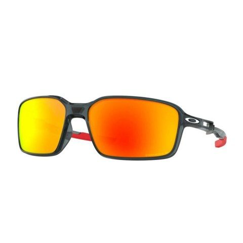 Oakley Siphon 9429-03 Crystal Black Prizm Ruby Polarized | Occhiali da sole Unisex