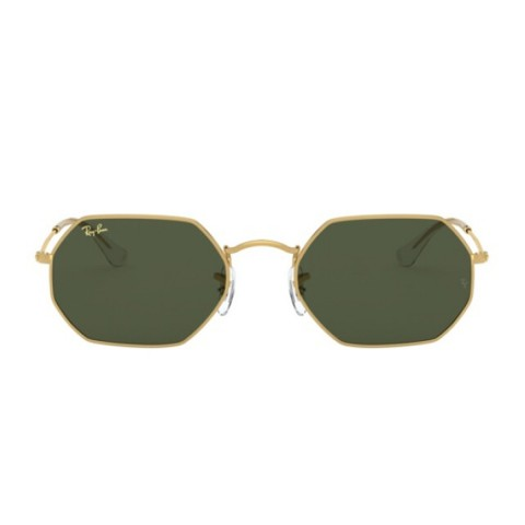 Ray Ban Octagonal Legend Gold RB3556   Unisex sunglasses