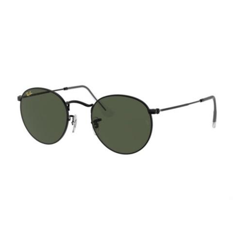 Ray Ban Round Metal RB3447 | Unisex sunglasses