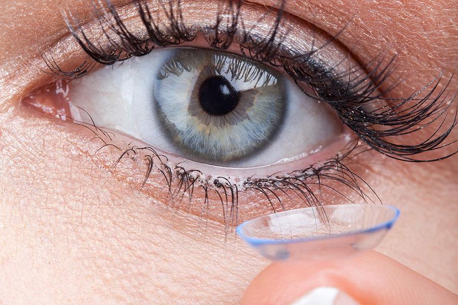 Anteprima Occhio per servizio di Contattologia Avanzata